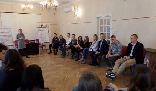 Młodzi Samorządowcy ze Zdzieszowic w Warszawie!